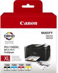 Canon PGI-1500XL MultiPack (BK/C/M/Y)