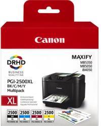 Canon PGI-2500XL MultiPack (BK/C/M/Y)