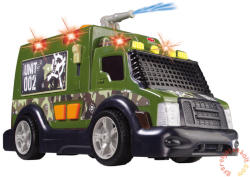 Dickie Toys Katonai jármű működő vízágyúval