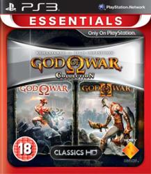Sony God of War Collection [Essentials] (PS3)