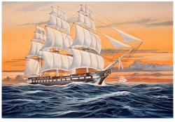 Revell USS Constitution 1/146 5472