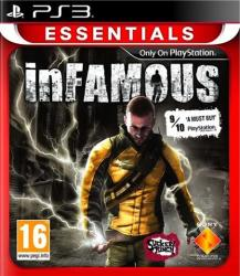 Sony inFamous [Essentials] (PS3)