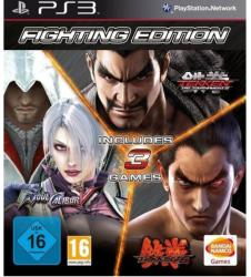 Namco Bandai Fighting Edition: Tekken Tag Tournamament 2 + Soul Calibur V + Tekken 6 (PS3)