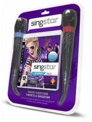 Sony SingStar Vol. 2 [Microphone Bundle] (PS3)