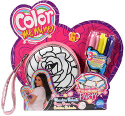 Cife Color Me Mine: Színezhető mini táska - Violetta