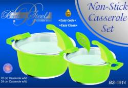 Barton Steel Set oale ceramice (BS 6914)