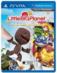 Sony LittleBigPlanet Marvel Super Hero Edition (PS Vita)