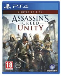 Ubisoft Assassin's Creed Unity [Limited Edition] (PS4)