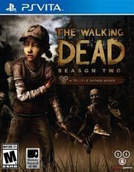 Telltale Games The Walking Dead A Telltale Games Series Season Two (PS Vita)