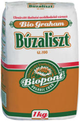 Biopont Bio graham búzaliszt (GL-200) 1kg