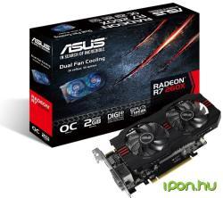 ASUS Radeon R7 260X OC 2GB GDDR5 128bit PCIe (R7260X-OC-2GD5)