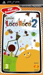 Sony LocoRoco 2 [Essentials] (PSP)