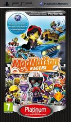 Sony ModNation Racers [Essentials] (PSP)