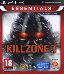 Sony Killzone 3 [Essentials] (PS3)