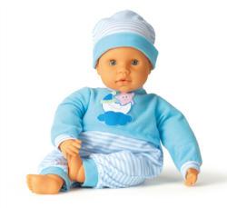 Falca Toys Gügyögő, síró, nevető baba - 45 cm
