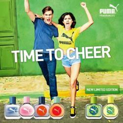 PUMA Green (Brasil Edition) EDT 40ml Tester