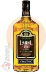 LABEL 5 Whiskey 0,7L 40%