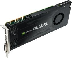 PNY Quadro K4200 4GB GDDR5 256bit PCIe (VCQK4200-PB)