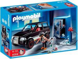 Playmobil Hot Cu Seif Si Masina (PM4059)