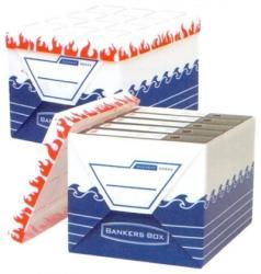 Fellowes BANKERS BOX® Archiváló konténer láng és vízálló műanyag (IFW00593)