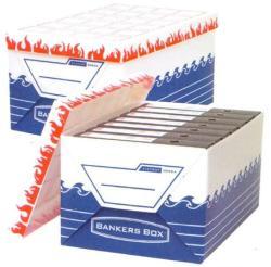 Fellowes BANKERS BOX® Archiváló konténer extra nagy láng és vízálló műanyag (IFW00594)