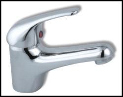 Roltechnik Titania NEON mosdó csaptelep automata leeresztő nélkül (93001/1)