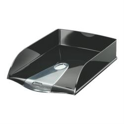 Leitz Allura Irattálca műanyag fekete (E52000095)