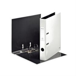 Leitz 180 Iratrendező 50 mm A4 PP/PP élvédő sínnel fehér (E10060001)