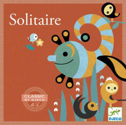 DJECO Solitaire - pasziánsz