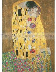 Clementoni Museum Collection - Klimt: Csók 1000 db-os (31442)