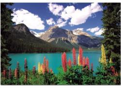 Educa Emerald-tó és kanadai sziklák 1000 db-os (14141)