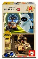 Educa Disney Wall-E 2x25 db-os