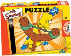Educa Simpsons 100 db-os (11267)