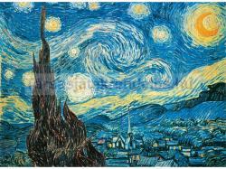Clementoni Van Gogh: Csillagos éj 500 db-os (30314)