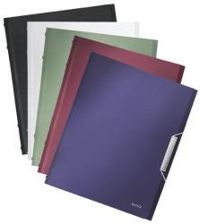 Leitz Style Elõrendezõ 12 részes A4 PP szaténfekete (39960094)
