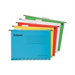 Esselte Pendaflex Standard Függõmappa A4 karton vegyes színek (93042)