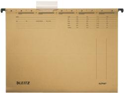 Leitz Alpha Standard Függõmappa A4 karton sárga (19850015)