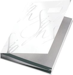 Leitz Design Aláírókönyv 18 részes A4 karton fehér (57450001)