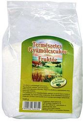 Interherb Gyümölcscukor-fruktoz Természetes 500g
