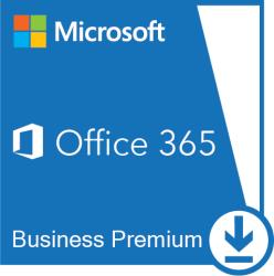 Microsoft Office 365 Business Premium (1 User, 1 Year) 9F4-00003