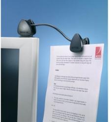 Kensington Irattartó monitorra csiptetős FlexClip