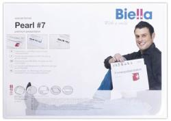 Biella Pearl 7 Prezentációs mappa fekvő A4 karton fehér (D6457F)