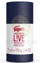 LACOSTE Live for Men (Deo stick) 75ml