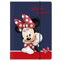 DERFORM Minnie Mouse gumis mappa A/4 (TGA4MM)