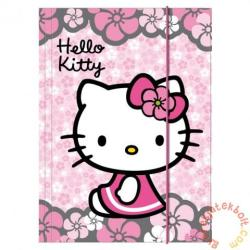 DERFORM Hello Kitty gumis mappa A/4 (TGA4HK)