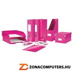 Leitz Wow Gyűrűs könyv 2 gyűrű 40 mm A4 Maxi karton rózsaszín (42410023)