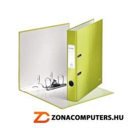 Leitz 180 Wow Iratrendező 52 mm A4 PP/karton zöld (10060064)