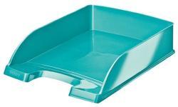 Leitz Wow Irattálca műanyag metál jégkék (52263051)