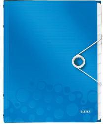 Leitz Wow Előrendező 12 részes A4 műanyag kék (46340036)