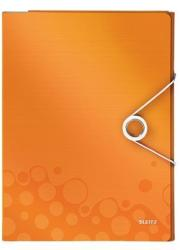 Leitz Wow Konferencia mappa A4 PP narancssárga (46360044)